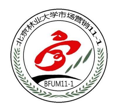 大学班旗设计图素材; 3班班徽