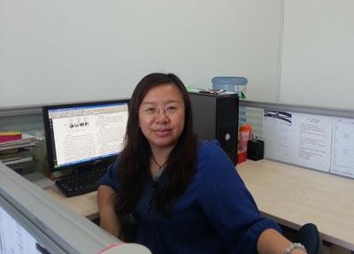 青岛远洋船员学院王春玲