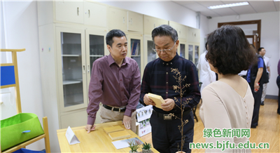 木质材料科学与应用教育部重点实验室通过验收 - 第3张  | 北京林业大学·材料学院