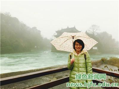 北京林业大学绿色新闻网2011女生87a绿色进图片