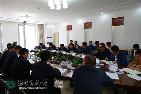 视频新闻第363期:江西省副省长胡强率团访问我校
